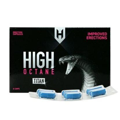 High Octane Titan Erection Pills-Morningstar
