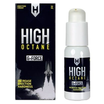 High Octane G-Force Erection Stimulating Cream-Morningstar