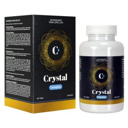 Crystal - Cumplus Sperm Enhancing Tablets - 60 pcs-Morningstar