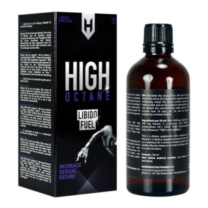 High Octane Libido Fuel Unisex - 100 ml-Morningstar