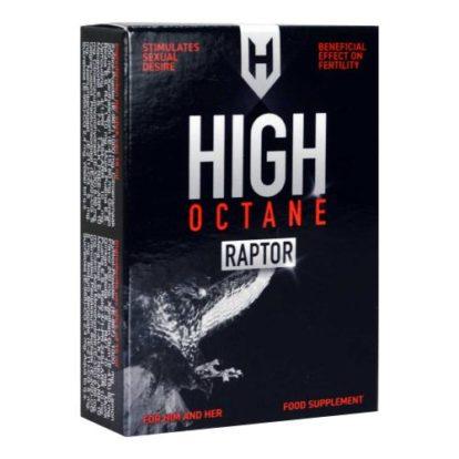 High ocatane Raptor - For Couples - 5 sachets-Morningstar
