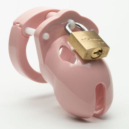 CB-X - Mr Stubb Chastity Cage - Pink-CB-X