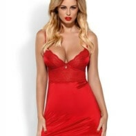 Lovica Dress With Thong-Obsessive