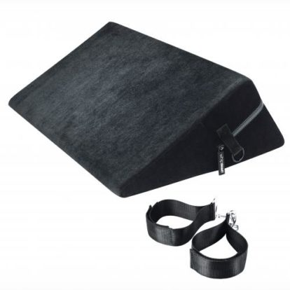 Whipsmart - The Mini Try-Angle Position Pillow with Wrist Cuffs-Whipsmart