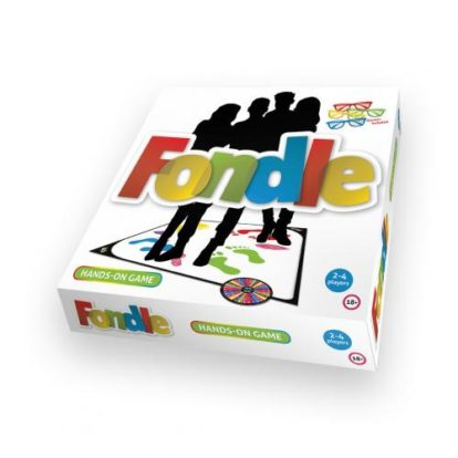 Fondle Game-Play Wiv Me