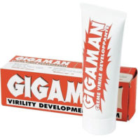 Gigamen Penis Cream - 100 ml-Ruf
