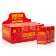 Ryder Condooms - 24 x 3 Pcs.-Ryder