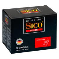Sico Sensitive - 50 Condoms-Sico