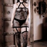 High Society Halter Dress - Black-Sheer Fantasy