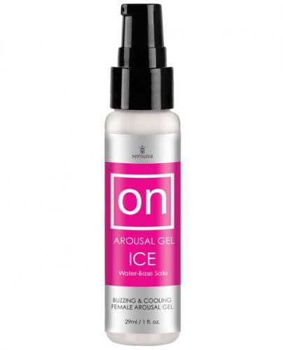 On™ For Her Arousal Gel Ice - 30 ML-Sensuva