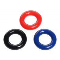 Stretchy Cock Ring 3 Pack-Trinity Vibes