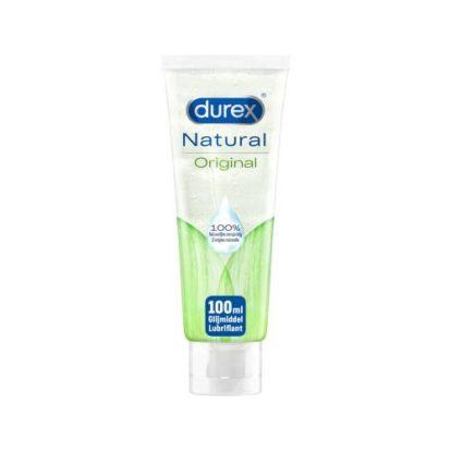 Durex Natural Water-Based Lubricant - 100 ml-Durex
