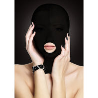 Subversion Mask Dark - Black-Ouch